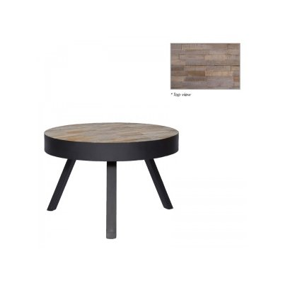 Michael round coffee table 58x58x40 127346