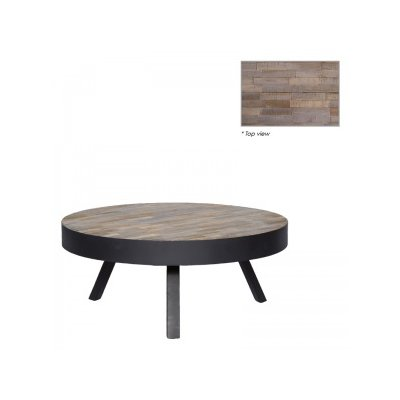 Michael round coffee table 74x74x31 127345