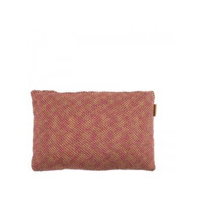 Qiana pillow purple brown 50x30 128618