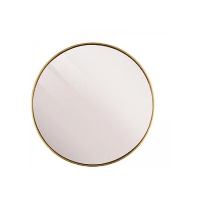 Antique mirror round xl