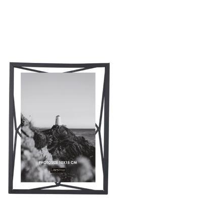 Nuri photoframe black 10x15 cm