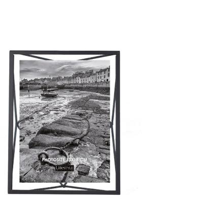 Nuri photoframe black 13x18 cm