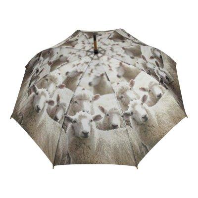 Paraplu hout schaap