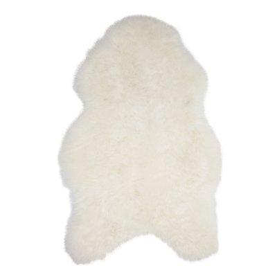Schapenvacht lam wit (60-80cm)