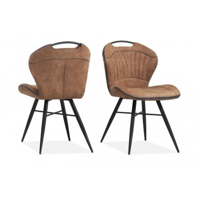Splash stoel (cognac)