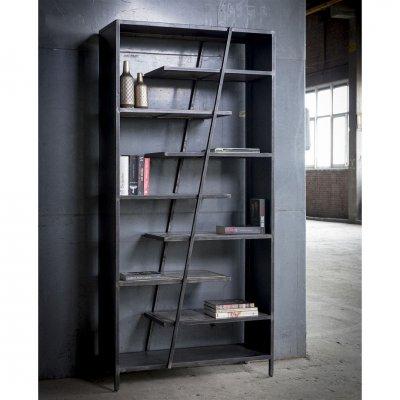 Boekenkast ruff metal