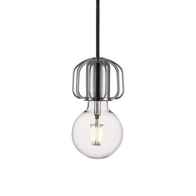 Hanglamp chrome