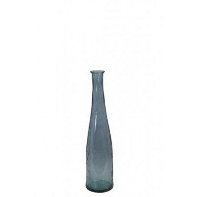 Vonigo fles glas licht blauw