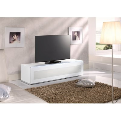 Tv-meubel met valdeur