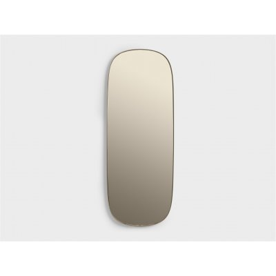 Framed mirror muuto - l taupe