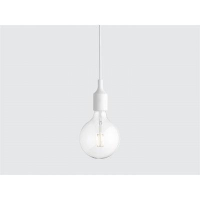 E27 - hanglamp wit