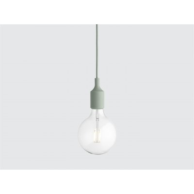 E27 - hanglamp light green