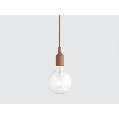 E27 - hanglamp terracotta