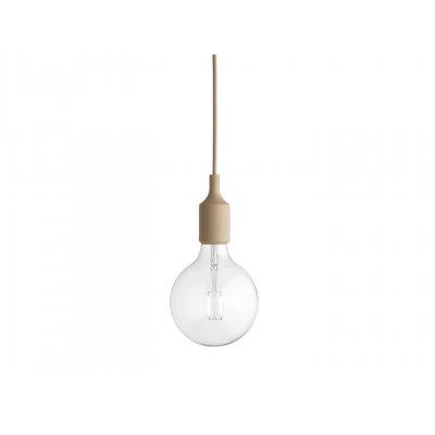E27 - hanglamp nude