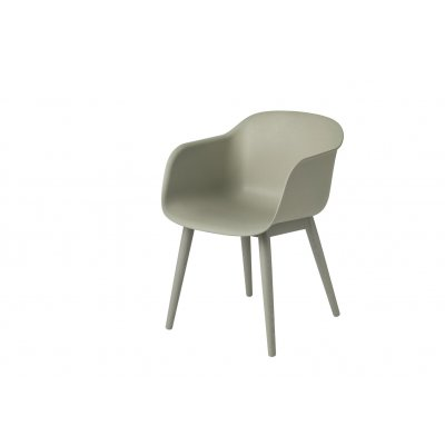 Armstoel muuto - fiber dusty green
