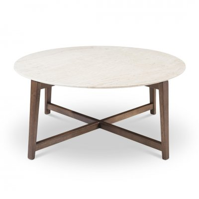 Sole central tafel rond