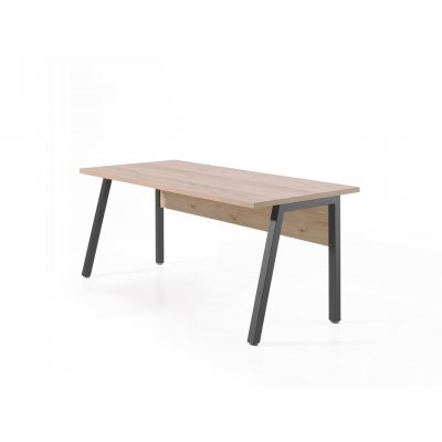 Bureau 150 x 80 cm (grijs+den)