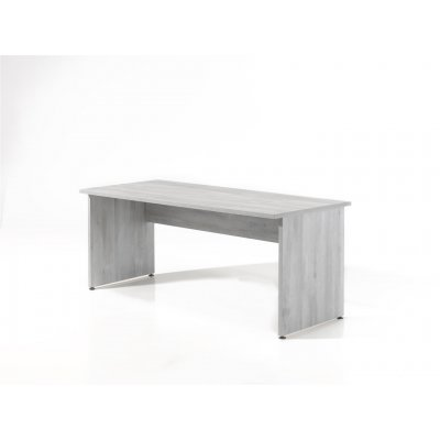 Bureau 150x80 - houten onderstel