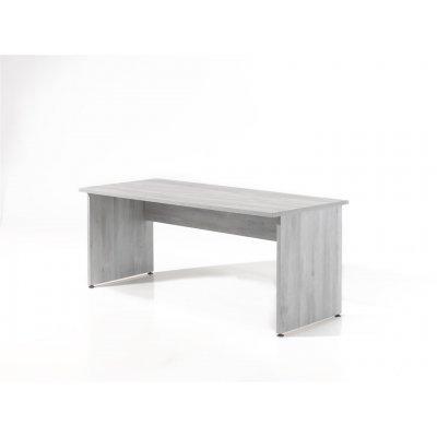 Bureau 200x80 - houten onderstel