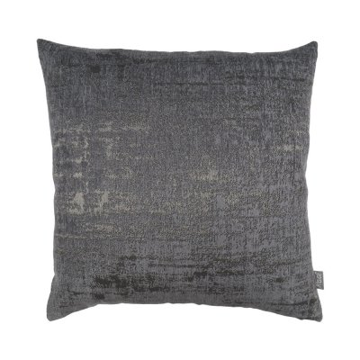 Kussenhoes grijs-blauw 50x50
