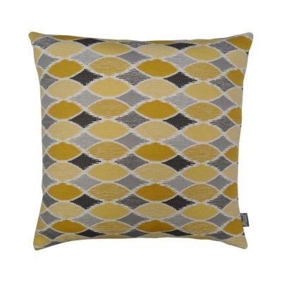 Kussenhoes geel 50x50