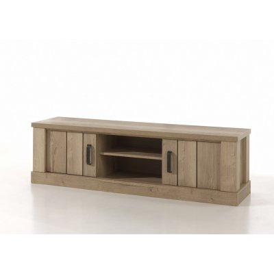 Tv-meubel (2d+open)