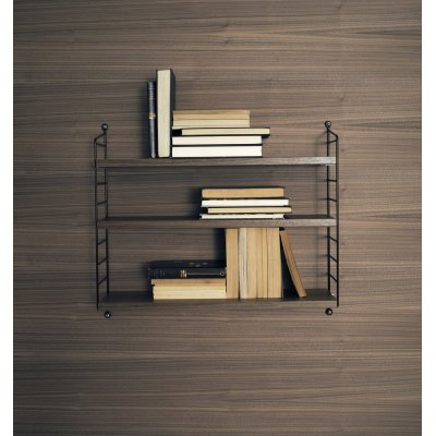 Pocket (2 wall panels + 3 shelves)