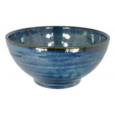 Noodle bowl cobalt blue tokyo
