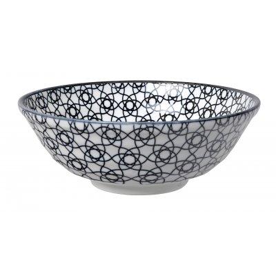 Soba bowl nippon black