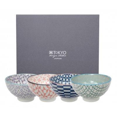 Rijst bowl geo eclectic tokyo