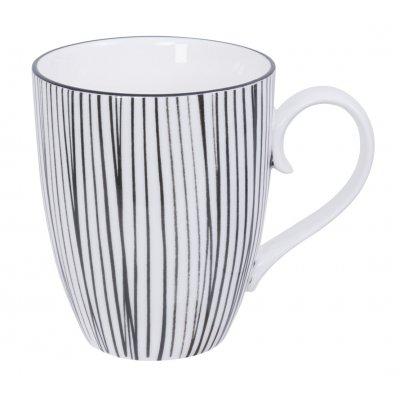 Mug nippon black lines