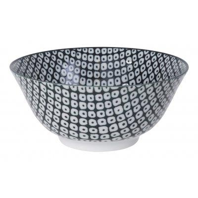Nippon black tayo bowl raindrop