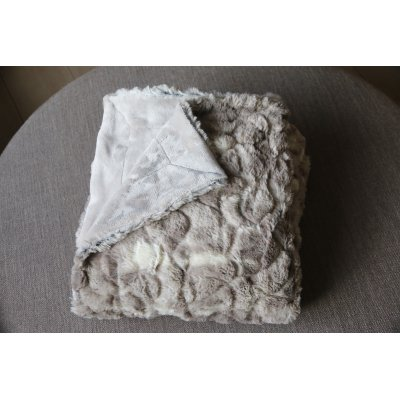 Plaid beige (150x200)