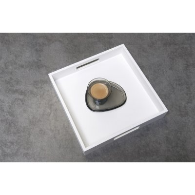 Zen tray xlboom medium whtite