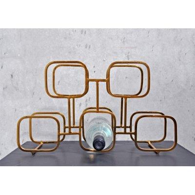 Flessenhouder xlboom 5 brass