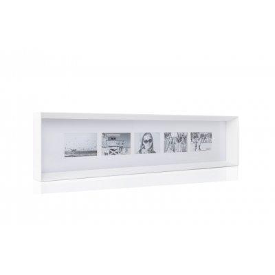 Prado frame 5  10x15  white