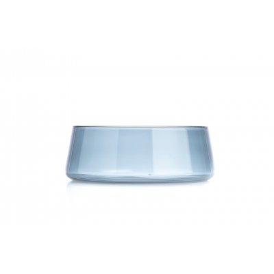 Host bowl blue grey large